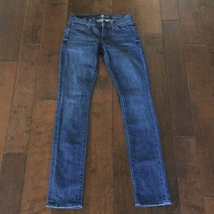 7 For All Mankind Roxanne Denim Jeans